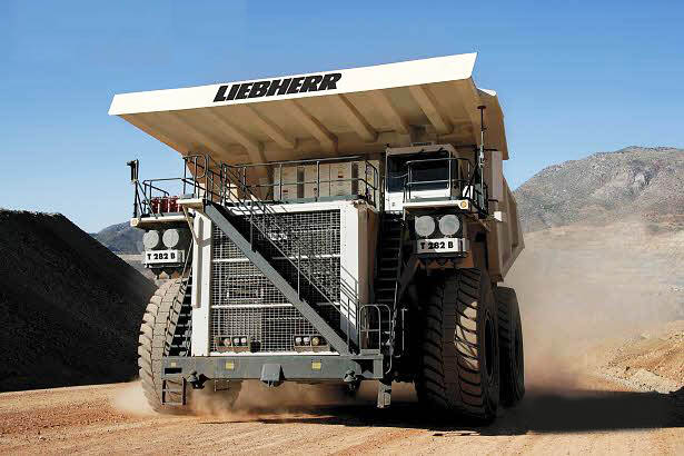 Look at the MONSTER !!  ---Overview Those Enormous Mining Trucks