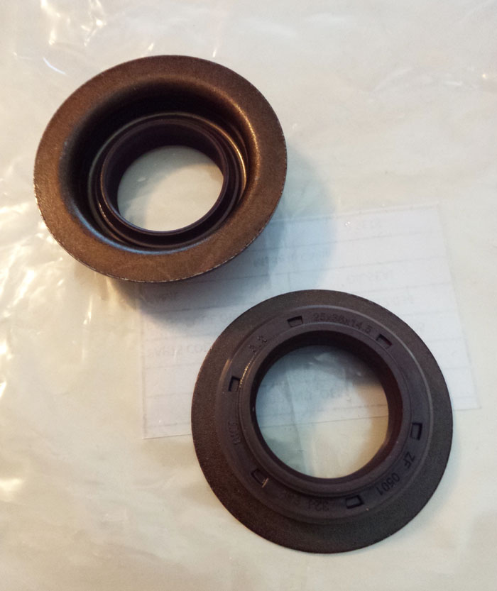 OIL SEAL, 0750 112 034, ZF GEARBOX PARTS, HOWO PARTS