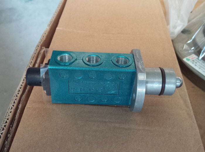 FAST AIR VALVE, F99660, HOWO TRUCK PARTS