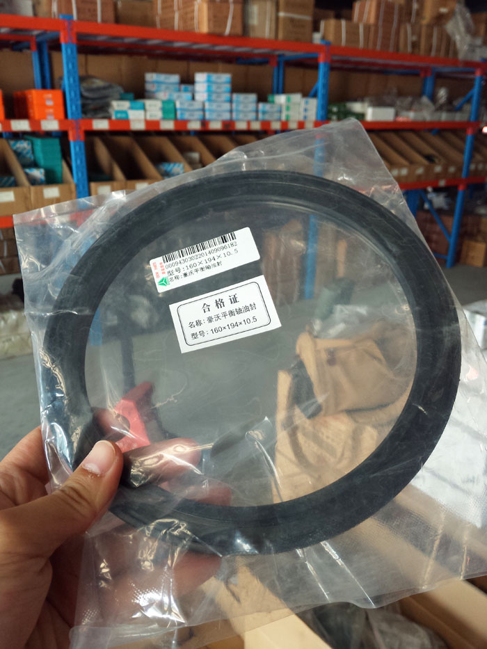 BALANCE SHAFT OIL SEAL, 9925520223, HOWO TRUCK PARTS