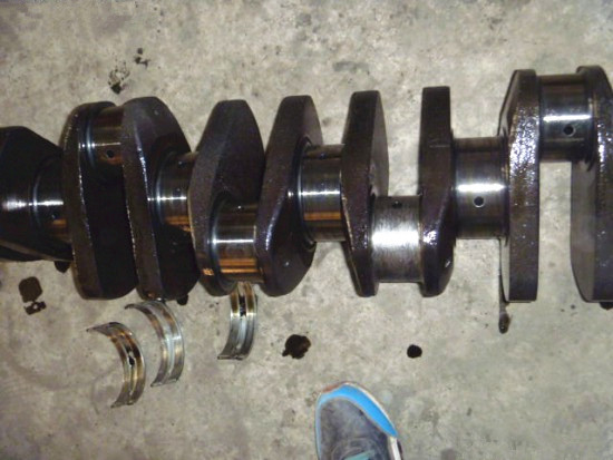 SINOTRUK WD615 engine common failure