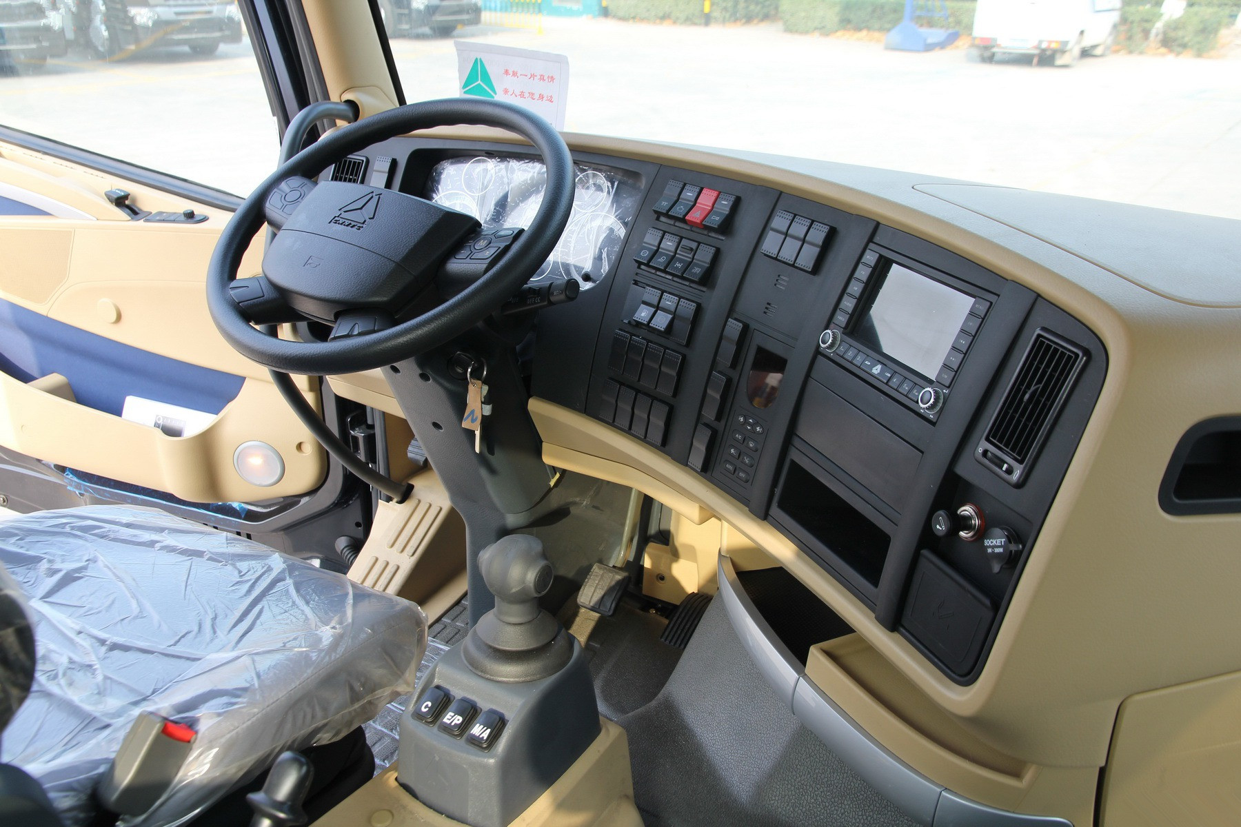SINOTRUK HOWO A7 TRACTORS, SPECIFICATIONS & PRICES.