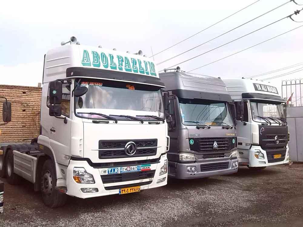 Iran truck -2