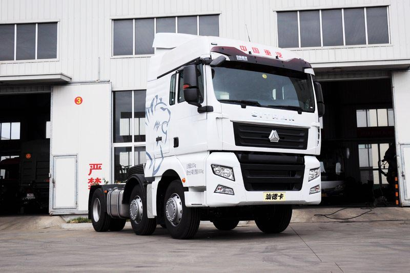 Sitrak C7H 6X2 & 4X2 Tractor Truck Specifications and Prices #3