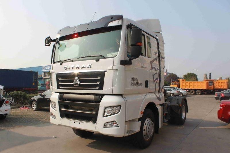 SITRAK C7H 320 hp 4X2 tractor #1