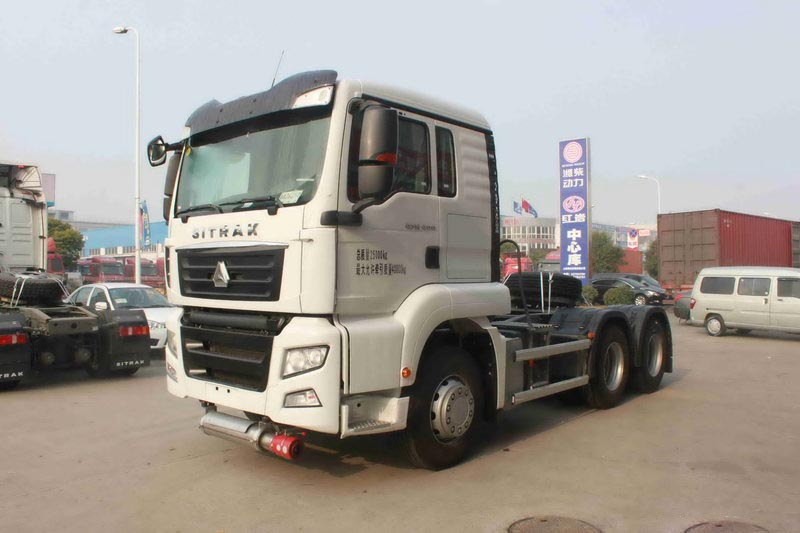 SITRAK C7H 440 horsepower 6X4 tractor (dangerous goods transport vehicle)