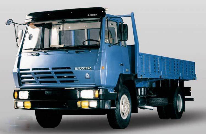 Howo Truck History and Achievement.