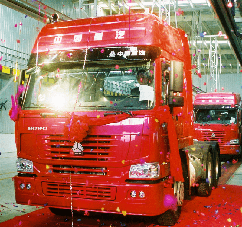 Howo Truck History and Achievement. #3